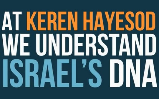 Keren Hayesod - The World's Leading Fundraising Organisation For The People Of Israel