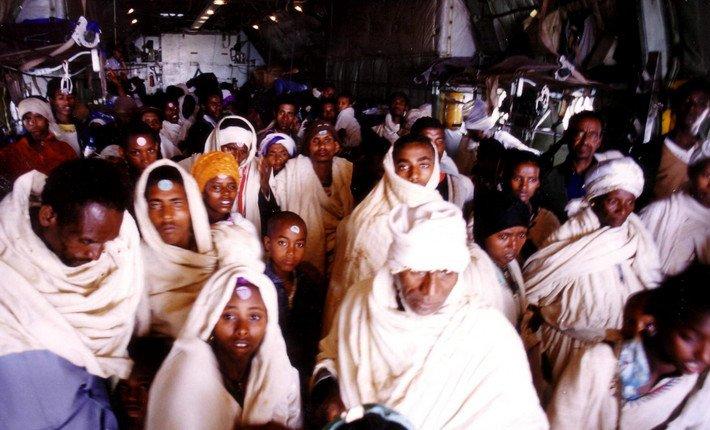 Aliyah of Ethiopean Jews
