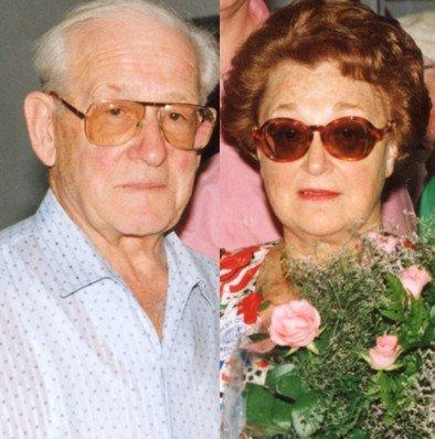 Rita and Chaïm Wolf