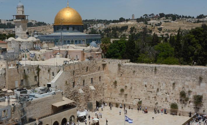 Jerusalem the western wall