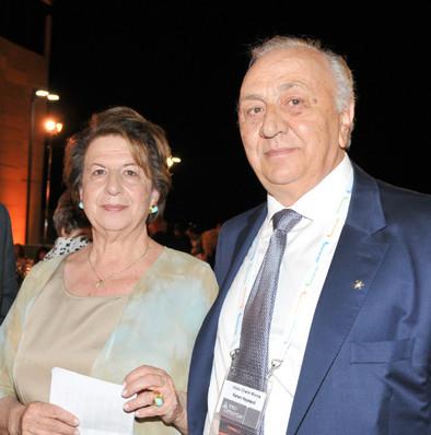Vida (Veta) and Haïm Victor Mionis