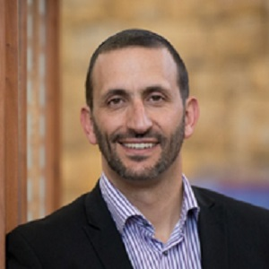 Rabbi Doron (Laurence) Perez